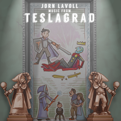 Teslagrad Soundtrack by Jorn Lavoll