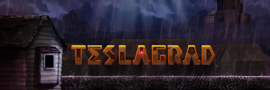 Teslagrad banner/logo
