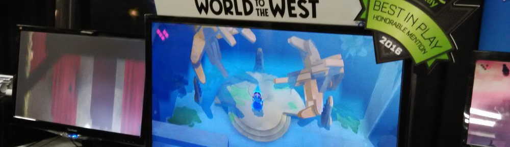 World to the West Previews and GDC Recap